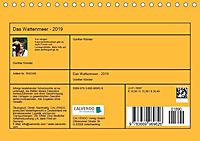 Das Wattenmeer - 2019 (Tischkalender 2019 DIN A5 quer) - Produktdetailbild 13