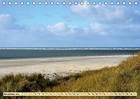 Das Wattenmeer - 2019 (Tischkalender 2019 DIN A5 quer) - Produktdetailbild 11