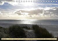 Das Wattenmeer - 2019 (Tischkalender 2019 DIN A5 quer) - Produktdetailbild 1