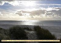 Das Wattenmeer - 2019 (Wandkalender 2019 DIN A2 quer) - Produktdetailbild 1