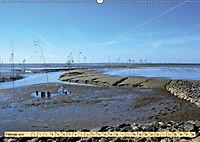 Das Wattenmeer - 2019 (Wandkalender 2019 DIN A2 quer) - Produktdetailbild 2