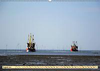 Das Wattenmeer - 2019 (Wandkalender 2019 DIN A2 quer) - Produktdetailbild 8