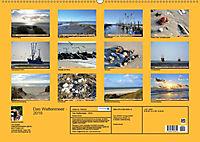 Das Wattenmeer - 2019 (Wandkalender 2019 DIN A2 quer) - Produktdetailbild 13