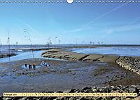 Das Wattenmeer - 2019 (Wandkalender 2019 DIN A3 quer) - Produktdetailbild 2