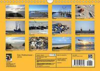 Das Wattenmeer - 2019 (Wandkalender 2019 DIN A4 quer) - Produktdetailbild 13