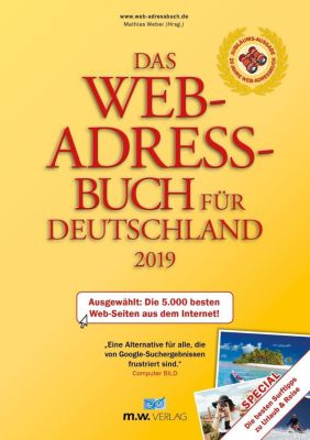 Das Web-Adressbuch für Deutschland 2019