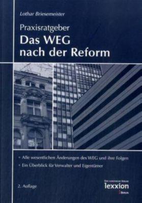 Das WEG nach der Reform, Lothar Briesemeister