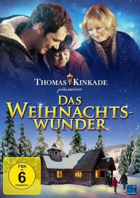 Das Weihnachtswunder, Thomas Kinkade - Das Weihnachtswunder