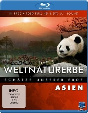 Das Weltnaturerbe – Schätze unserer Erde: Asien