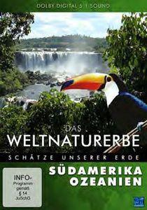 Das Weltnaturerbe: Südamerika Ozeanien, DVD