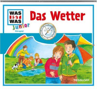 Das Wetter, Audio-CD, Butz Buse