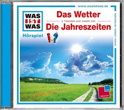Das Wetter / Die Jahreszeiten, 1 Audio-CD, Manfred Baur, Matthias Falk