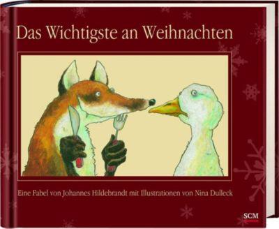 Das Wichtigste an Weihnachten, Johannes Hildebrandt, Nina Dulleck