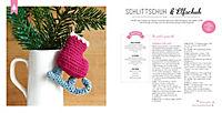 Das Winter-Weihnachts-Häkelbuch - Produktdetailbild 1