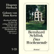 Das Wochenende, 5 Audio-CDs, Bernhard Schlink