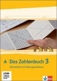 Das Zahlenbuch. 3.Schuljahr. Beilagen zum Schülerbuch (5 Ex.)