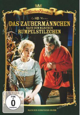 Das Zaubermärchen nach dem Märchen Rumpelstilzchen, Märchen Klassiker