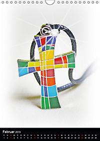 Das Zeichen des Glaubens (Wandkalender 2019 DIN A4 hoch) - Produktdetailbild 2