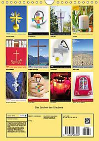 Das Zeichen des Glaubens (Wandkalender 2019 DIN A4 hoch) - Produktdetailbild 13