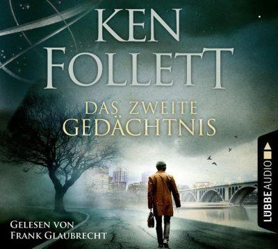 Das zweite Gedächtnis, 5 Audio-CDs - Ken Follett |