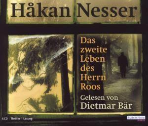 Das zweite Leben des Herrn Roos, 6 Audio-CDs - Hakan Nesser |