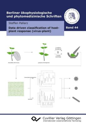 data driven classification of host-plant response (virus-plant), Steffen Pallarz