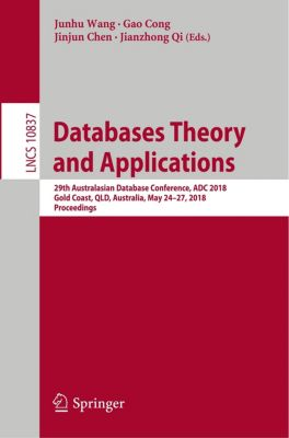 Databases Theory and Applications