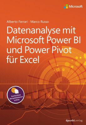 Datenanalyse mit Microsoft Power BI und Power Pivot für Excel, Marco Russo, Alberto Ferrari