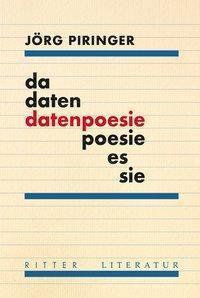 datenpoesie - Jörg Piringer pdf epub