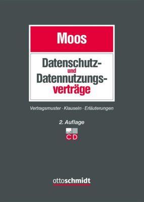 Datenschutz- und Datennutzungsverträge, m. CD