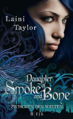 Daughter of Smoke and Bone, Laini Taylor