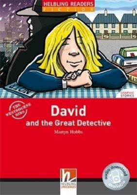 David and the Great Detective, Class Set, Martyn Hobbs