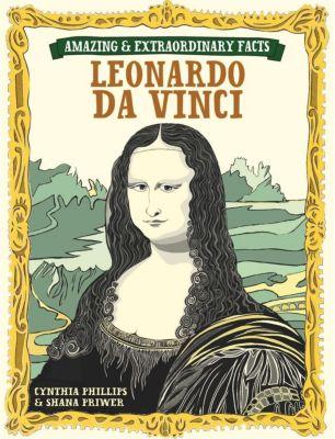 David & Charles: Amazing & Extraordinary Facts - Da Vinci, David & Charles Editors