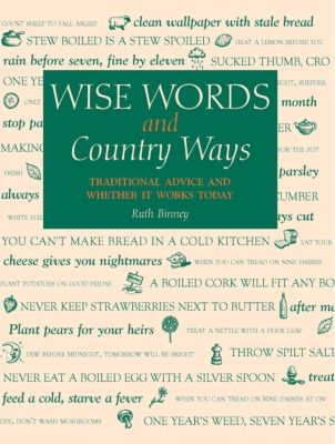 David & Charles: Wise Words & Country Ways, Ruth Binney