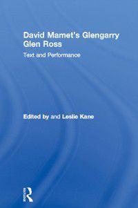 David Mamet's Glengarry Glen Ross