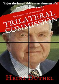 David Rockefeller World Leader and Founder of Bohemian Grove, The Bilderbergers and the Trilateral Commission