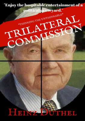 David Rockefeller World Leader and Founder of Bohemian Grove, The Bilderbergers and the Trilateral Commission, Heinz Duthel