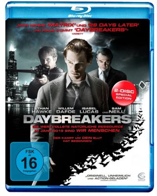 Daybreakers - Special Edition, Michael Spierig, Peter Spierig