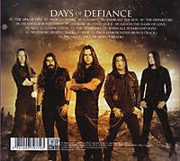Days Of Defiance (Ltd.Edt.) - Produktdetailbild 1