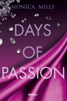 Days of Passion, Monica Mills