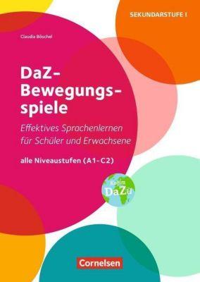 DaZ-Bewegungsspiele - Claudia Böschel |