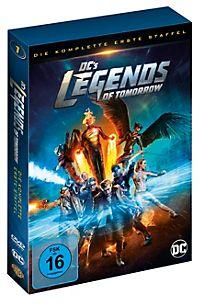 legends of tomorrow staffel 2 deutsch