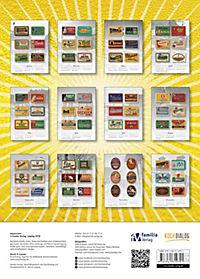 DDR-Bieretiketten Kalender 2019 - Produktdetailbild 2