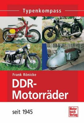 DDR-Motorräder seit 1945, Frank Rönicke