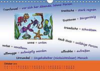 De Hessisch-Kalenner - hessisch babbele lerne in aam Johr (Wandkalender 2019 DIN A4 quer) - Produktdetailbild 12