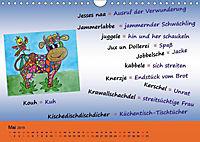 De Hessisch-Kalenner - hessisch babbele lerne in aam Johr (Wandkalender 2019 DIN A4 quer) - Produktdetailbild 11