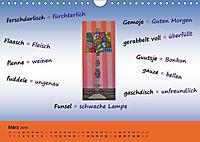 De Hessisch-Kalenner - hessisch babbele lerne in aam Johr (Wandkalender 2019 DIN A4 quer) - Produktdetailbild 1