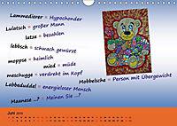 De Hessisch-Kalenner - hessisch babbele lerne in aam Johr (Wandkalender 2019 DIN A4 quer) - Produktdetailbild 8