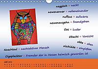 De Hessisch-Kalenner - hessisch babbele lerne in aam Johr (Wandkalender 2019 DIN A4 quer) - Produktdetailbild 10