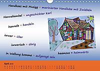 De Hessisch-Kalenner - hessisch babbele lerne in aam Johr (Wandkalender 2019 DIN A4 quer) - Produktdetailbild 4